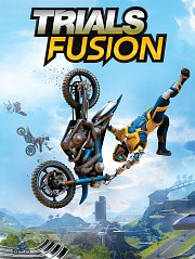 Carátula de Trials Fusion - PC