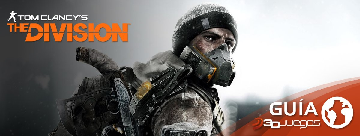 Guía The Division