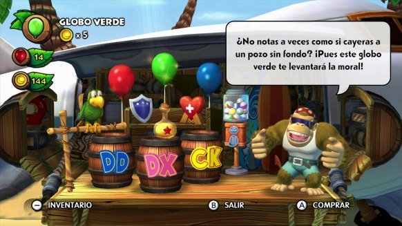 DKC Tropical Freezce Wii U