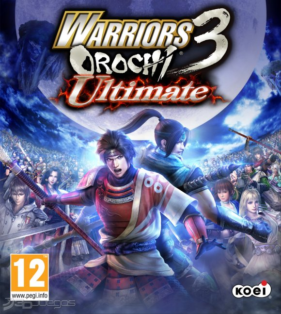 Warriors Orochi 2 Psp Review: Warrior's Orochi 3 Ultimate Para Nintendo Switch