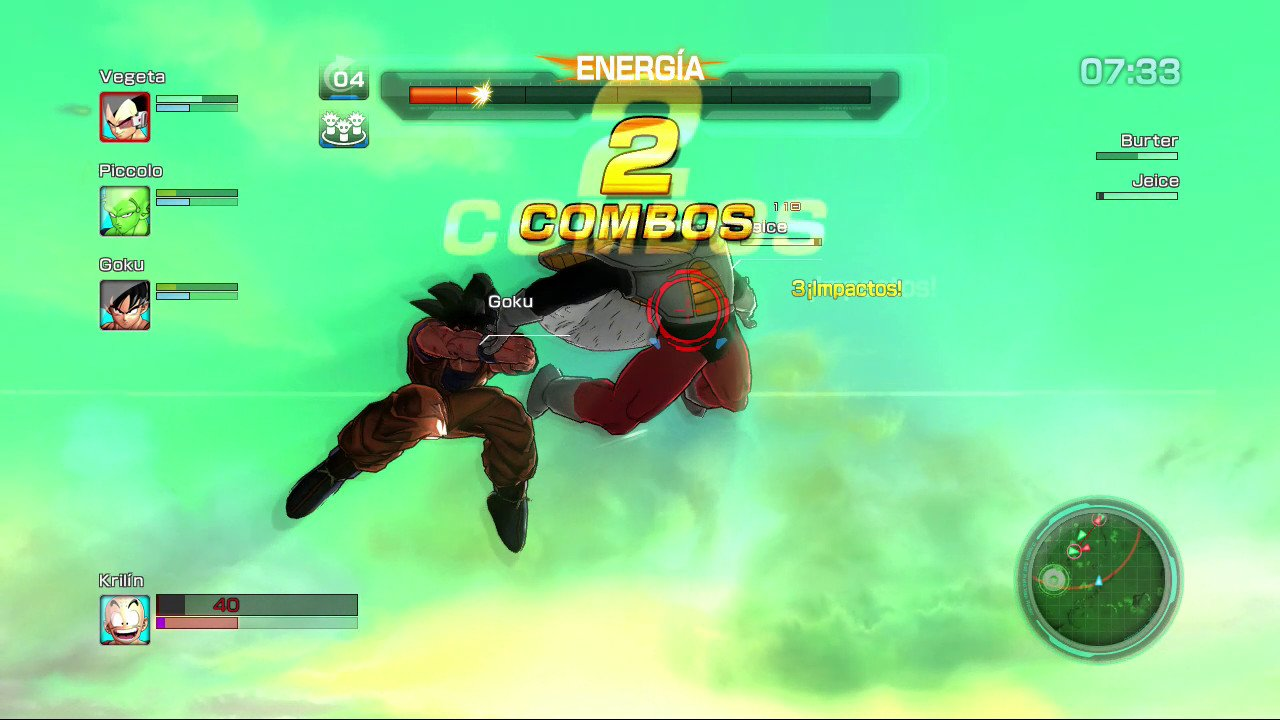 Dragon Ball Z Battle of Z - An�lisis