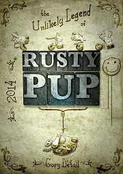 Carátula de The Unlikely Legend of Rusty Pup - iOS
