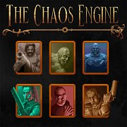 Carátula de The Chaos Engine - Linux