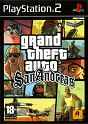 GTA: San Andreas PS2