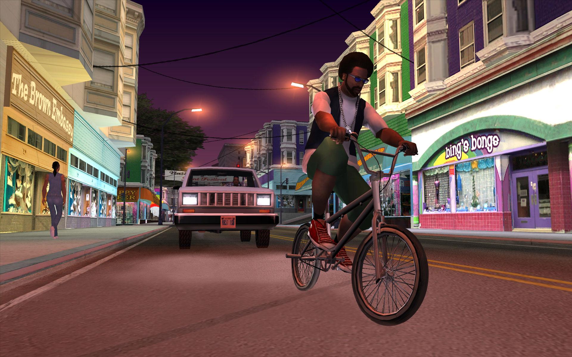 Rockstar Regalara Gta San Andreas En One A Los Usuarios Del Juego De