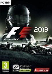 Carátula de F1 2013 - PC