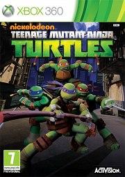 Carátula de Teenage Mutant Ninja Turtles - Xbox 360