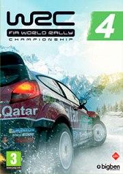 Carátula de WRC 4 - Xbox 360