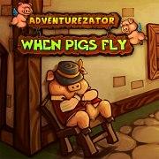 Carátula de Adventurezator: When Pigs Fly - Linux