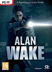 Carátula de Alan Wake - PC