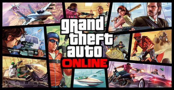 Grand Theft Auto Online Para Ps4 3djuegos