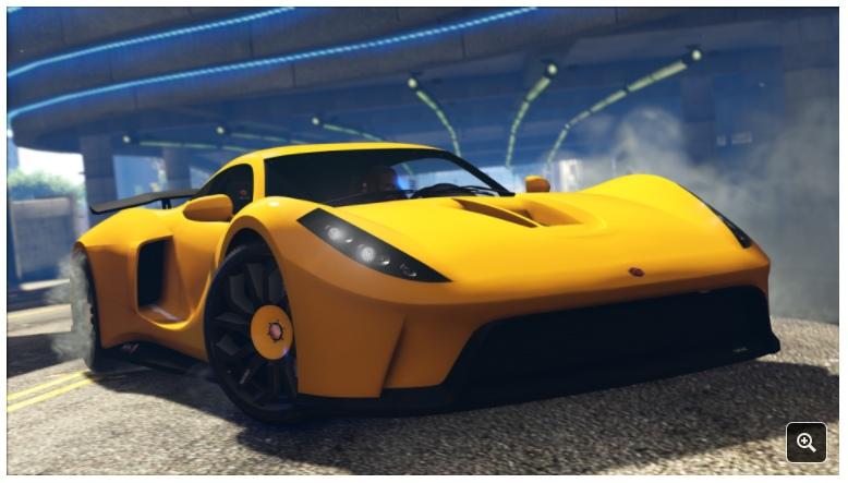 GTA Online da la bienvenida a Southern San Andreas Super Sport Series