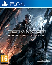 Carátula de Terminator Resistance - PS4