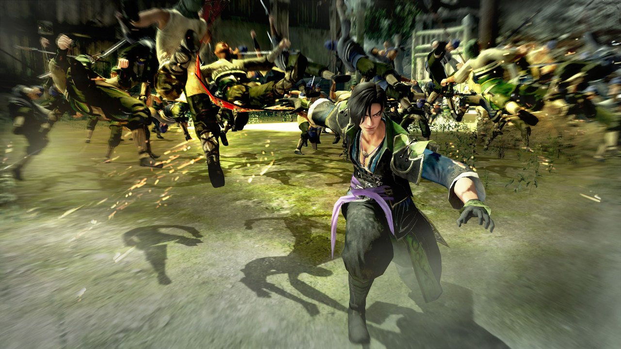 Dynasty Warriors 8 Xtreme Legends - An�lisis
