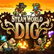 Carátula de Steamworld Dig - Xbox One