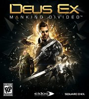 Deus Ex: Mankind Divided PC