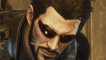 Video Deus Ex: Mankind Divided, Tobii Eye - Modo de Seguimiento Ocular