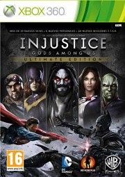 Carátula de Injustice: Gods Among Us - Ultimate Edition - Xbox 360
