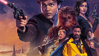 Participa y gana packs de regalos 'Han Solo: Una historia de Star Wars'