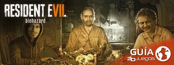 Guía Resident Evil 7