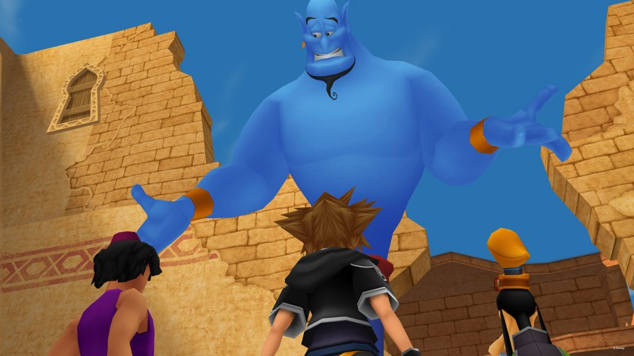 Kingdom Hearts HD 2.5 ReMIX análisis