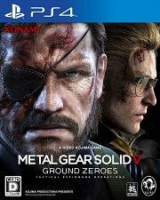 Carátula de Metal Gear Solid V: Ground Zeroes - PS4