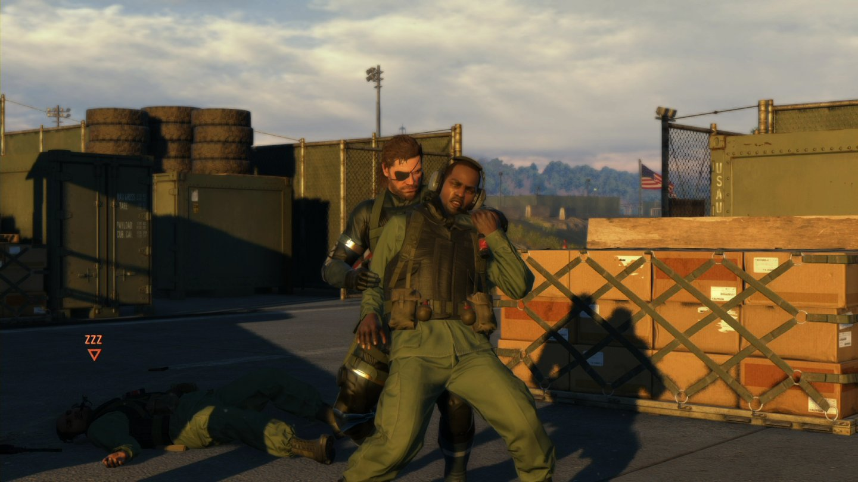 Metal Gear Solid V Ground Zeroes XBOX 360 ESPAÑOL (Region NTSC-U/PAL) (XGD2) (COMPLEX) 6