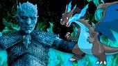 Pokémon de Tronos: un fan crea un crossover de las dos series