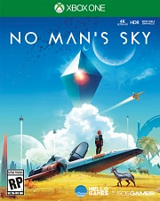 Carátula de No Man's Sky - Xbox One