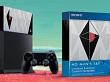 As� es el frontal de la PlayStation 4 de edici�n limitada con motivo de No Man�s Sky