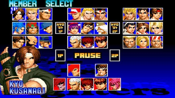 The King of Fighters �97 an�lisis