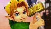 Hyrule Warriors de Nintendo Switch presenta nuevo vídeo