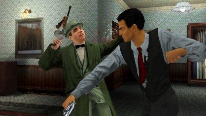El Padrino El chantaje Wii