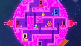 Lovers in a Dangerous Spacetime: First Look Trailer