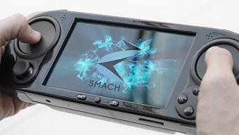 SMACH Z, la Steam Machine portátil, finaliza con éxito su campaña en Kickstarter