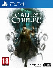 Carátula de Call of Cthulhu - PS4