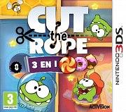 Carátula de Cut the Rope: Pack 3 Juegos - 3DS
