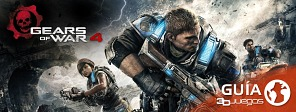 Guía completa de Gears of War 4