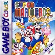 Carátula de Super Mario Bros. Deluxe - GBC
