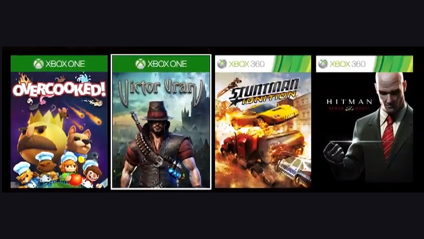 Games with Gold para octubre 2018