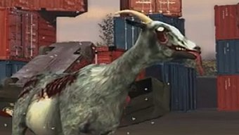 Video Goat Simulator, GoatZ (DLC)