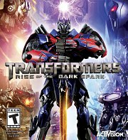 Carátula de Transformers: The Dark Spark - 3DS