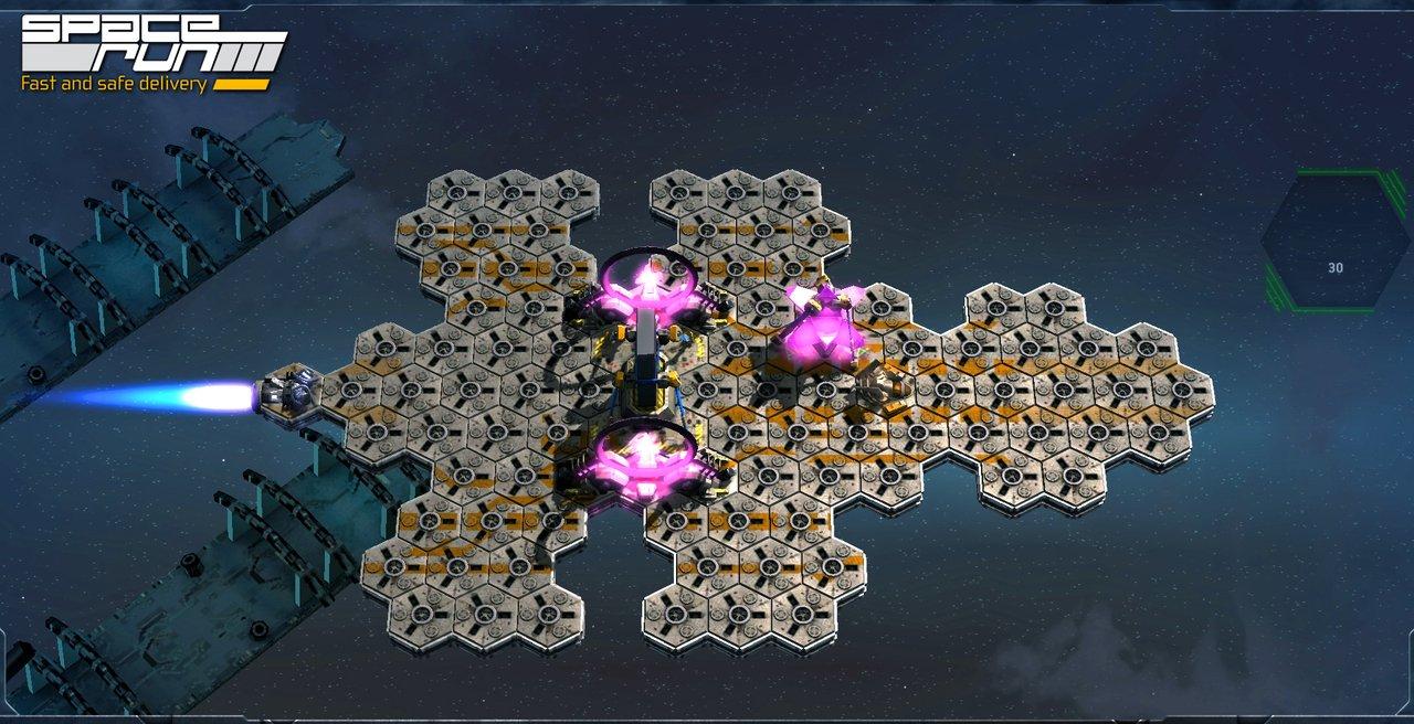 Imágenes de Space Run (PC)
