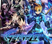 Carátula de Azure Striker Gunvolt - 3DS