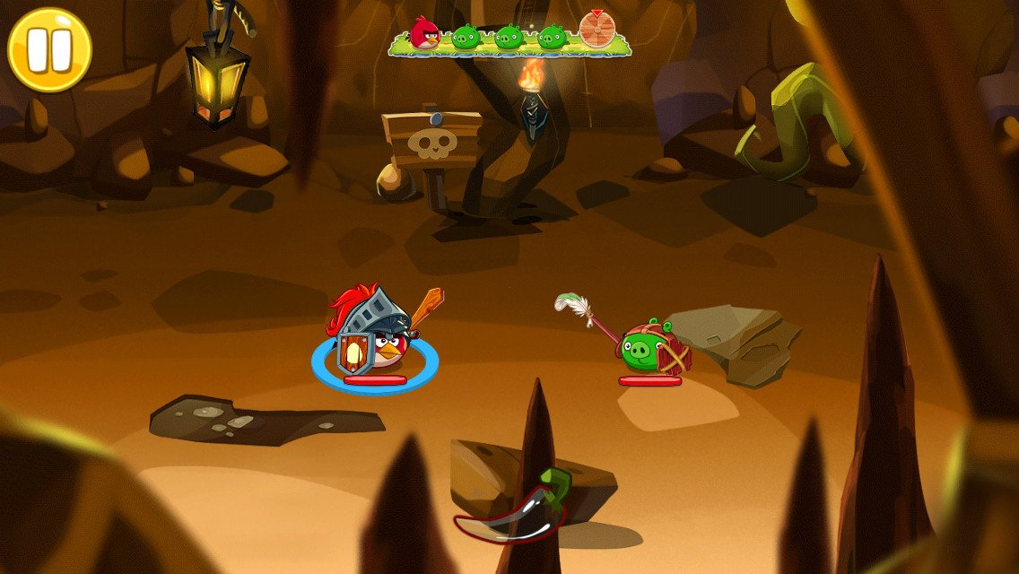 Angry Birds Epic - An�lisis