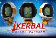 Carátula de Kerbal Space Program - PC