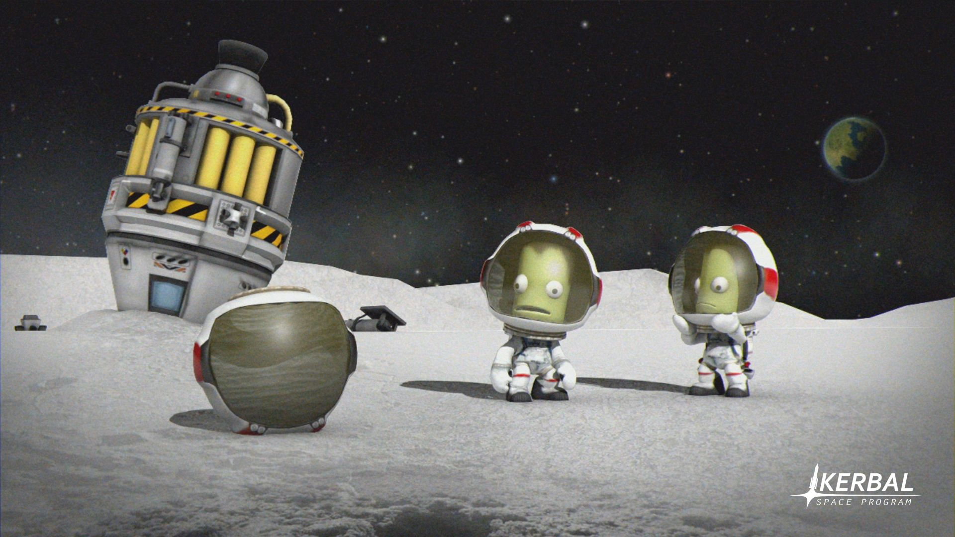 Kerbal Space Program Su Programador Jefe Se Marcha Tras