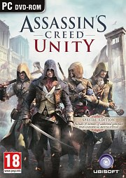 Carátula de Assassin's Creed Unity - PC