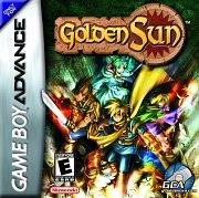 Carátula de Golden Sun - GBA