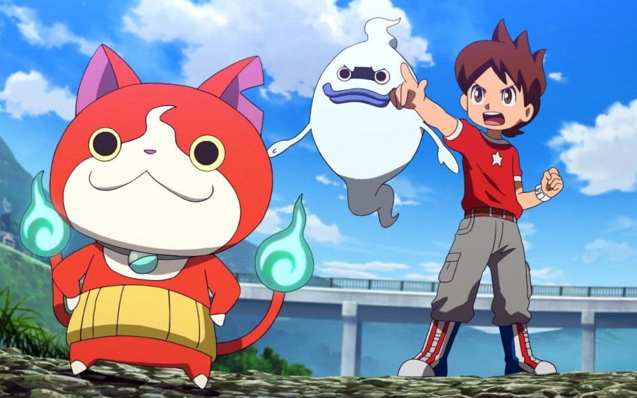 Yo-kai Watch 2 3DS